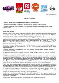 RIFSEEP 3ème lettre ouverte 30mars2015