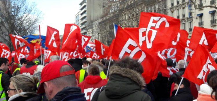 Manifestation parisienne du 7 février 2019
